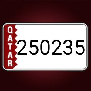 Number 250235 for sale