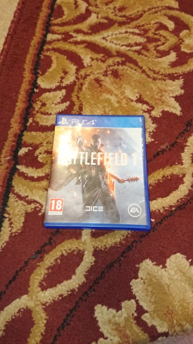 Battlefield 1/ps4/sale