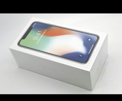 IphoneX with BOX