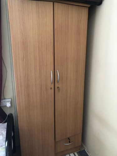 Closet and fridge for sale