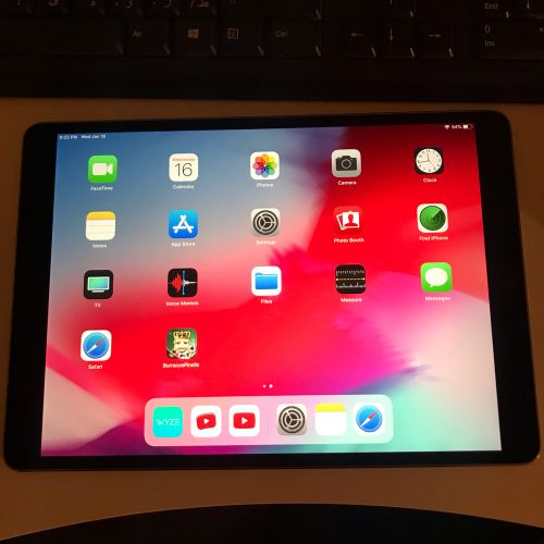 iPad Pro 10.5 512Gb w/sim and pen