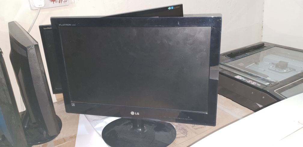 different lcd monitors