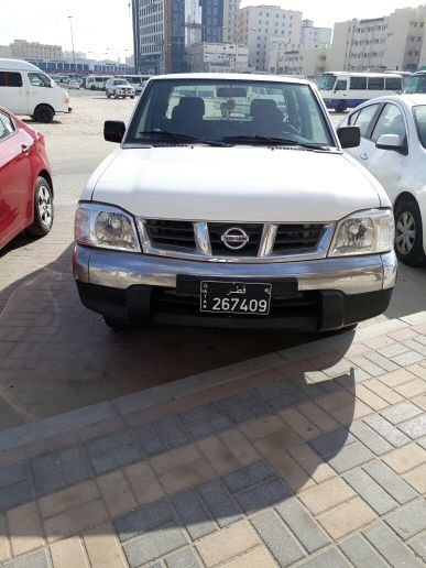 nissan for sale 2015 للبیع نسان بیک اب