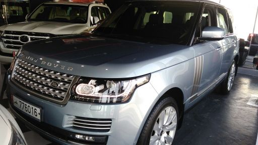 Range Rover Vogue Supercharged رانج روفر