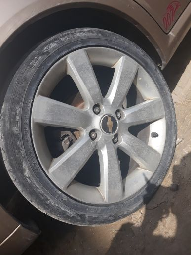 rims chevrolet size 17