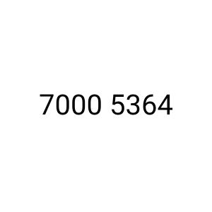 7000 53 64 Vodafone special number