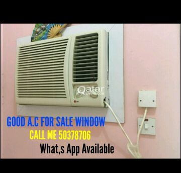 Lg A/c For Sale Call Me