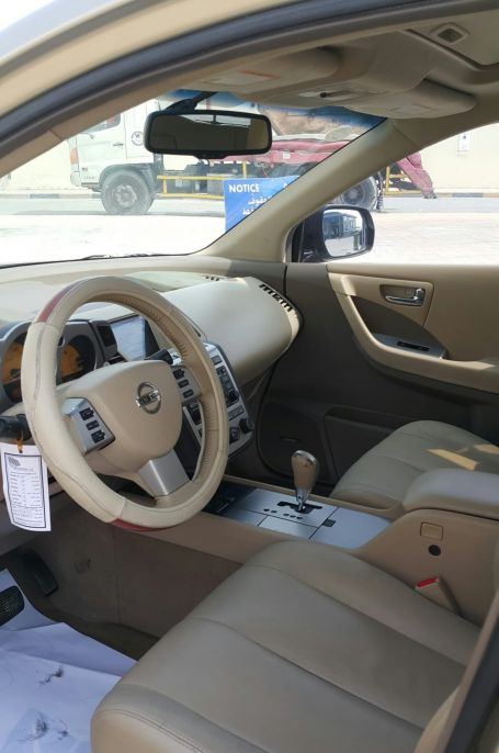 QNisaan murano full option 2006. Only 17