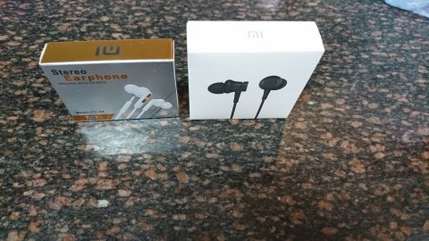 Mi redmi orginal headset sale2 piece on
