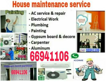 House Maintenance Service