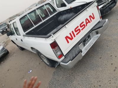 Nissan Pick up 4 Door new istimara