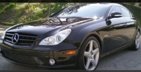 Used spare parts Mercedes and BMW