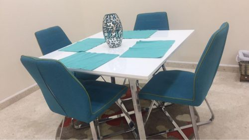Dinning table from home center