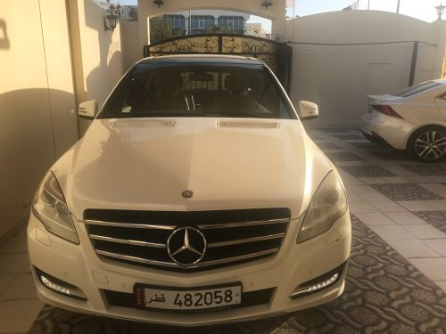 Mercedes R Class 2012 Very Clean