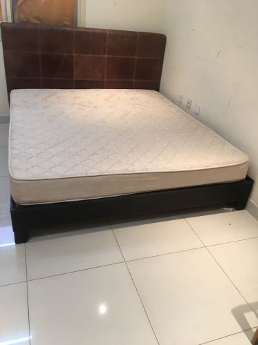 Sell King Size Bed With mattress