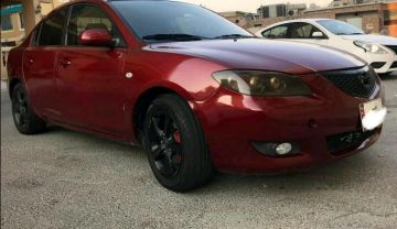 Mazda 3 Model 2006 Full Option