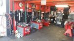REQUIRED TIRE SHOP FOR RENT