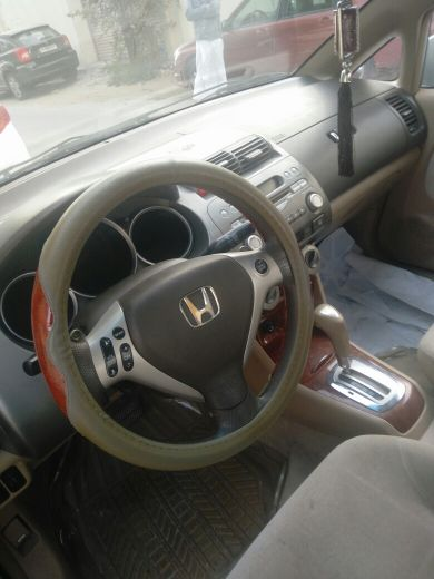 HONDA CITY CAR IS AVAILABLE
