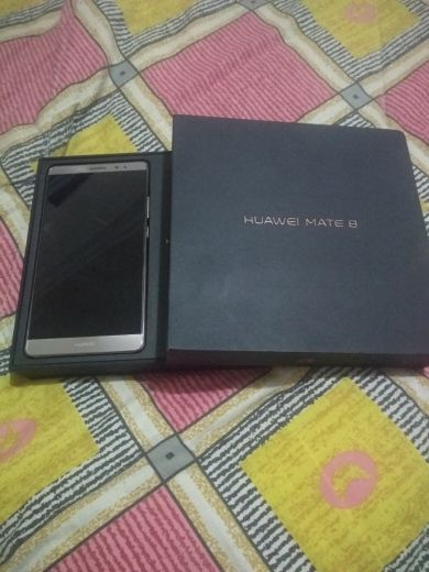 hawaei mate 8 64GB gold