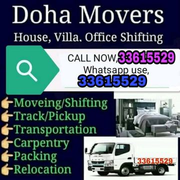 Call:33615529 Moving & Shifting
