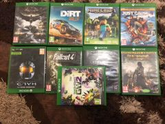 Games for xbox one