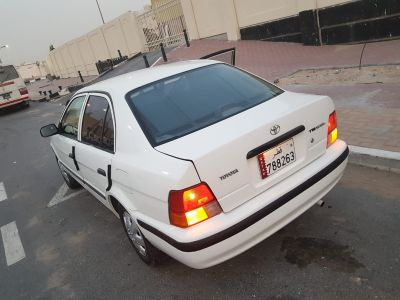 Toyota Tercel Manual Excellent condition