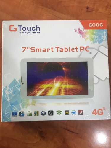 ANDROID TABLET WITH SIM 16 GB