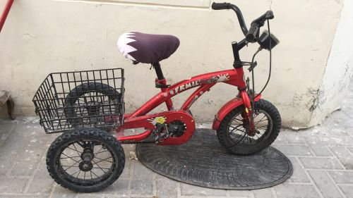 Bicycle for sale size 12