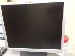 Lcd Monitor for sale hp 55299051