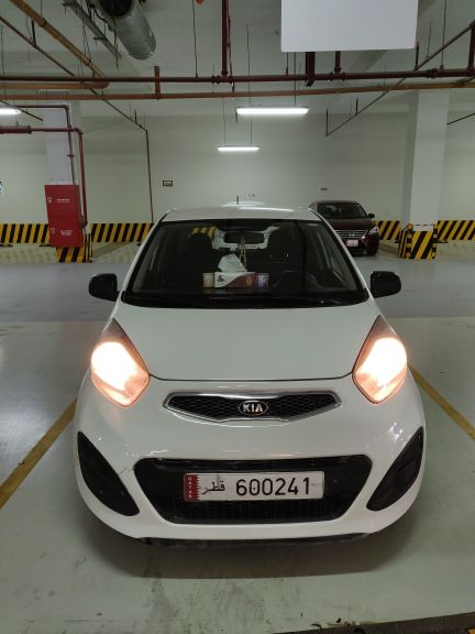 kia picanto , 2014 good condition