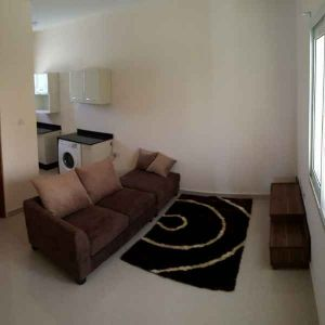 Furnished 1 bhk in new  thumama