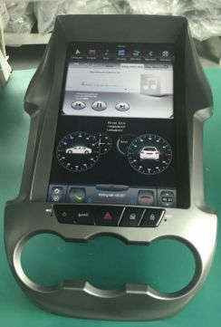 Screen ford ranger android