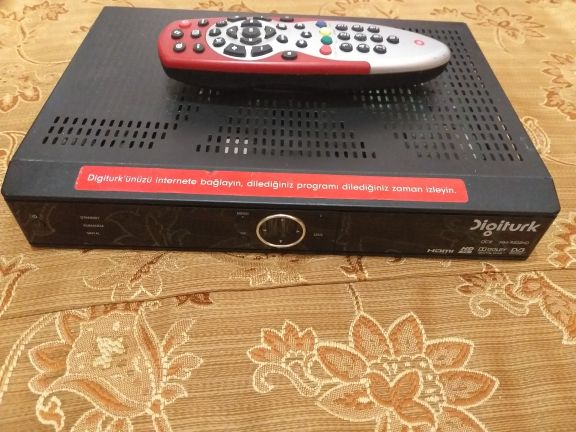 DIGITURK HD RECEIVER