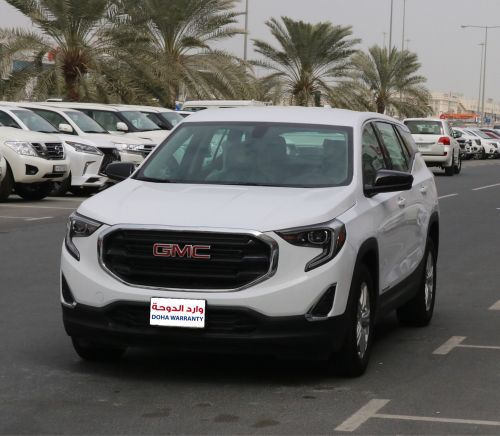 GMC Terrain 2018 only 3.000 KM