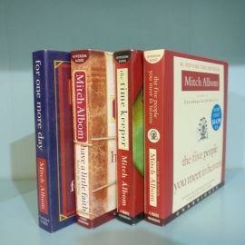 Mitch Albom Audio Books