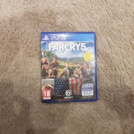 FarCry 5  Used for PS4