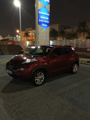 juke full option 2014