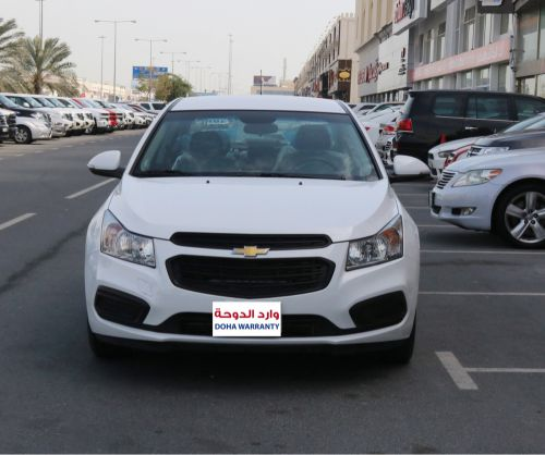 Chevrolet_Cruz 2017 LS