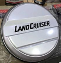 Tyre cover Land cruiser pick up