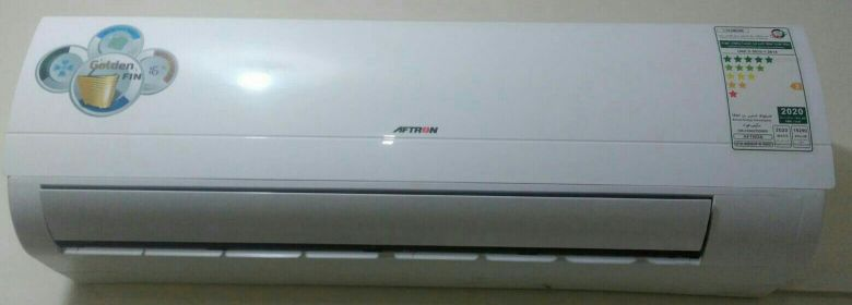 AC split 1.5 ton in excellent condition