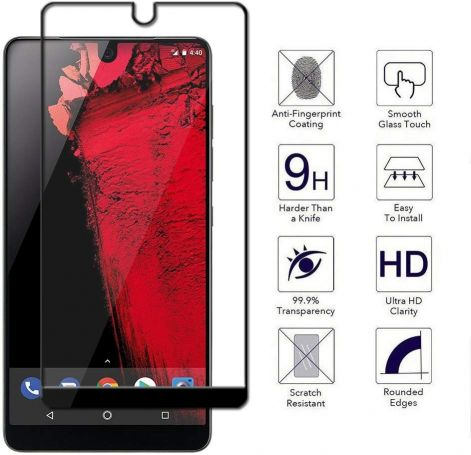 glass screen protector Essential Phone