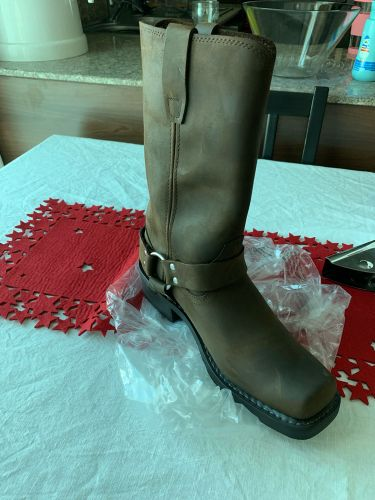 Durango cowboy boots real leather