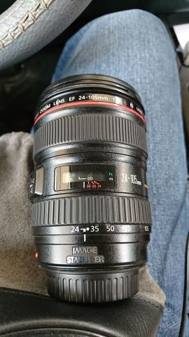 looking for Lens 24-105