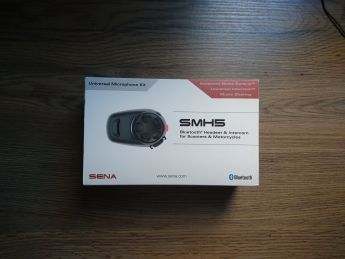 SENA SMHS Bluetooth headset for motorcyc