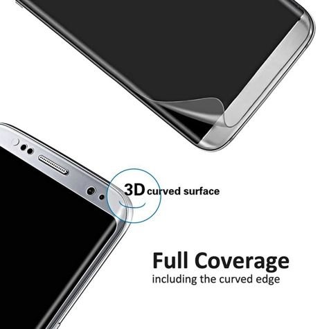 screen and back protection s8 / s8+ & s9