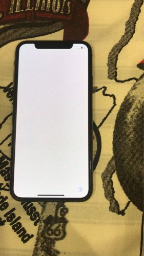 Iphone x 256 GB with all accessor