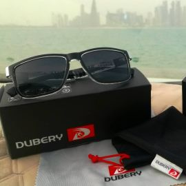 Dubery Polarized sunglasses Black.