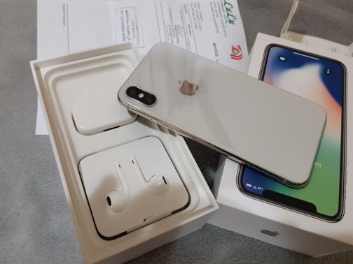iPhone x   2 months old