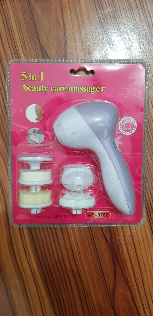 5 in1 beauty care massager