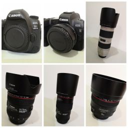 Canon items for Sale